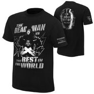 WrestleMania 29 CM Punk vs. Undertaker T-Shirt