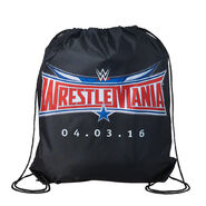 WrestleMania 32 Drawstring Bag