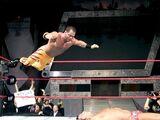 January 3, 2005 Monday Night RAW results