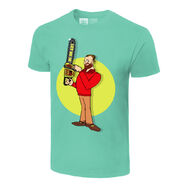 Bray Wyatt Firefly Chainsaw T-Shirt