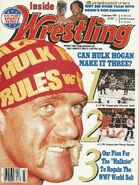 Inside Wrestling - February 1991