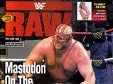 WWF Raw Magazine - May/June 1996