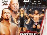 WWE Battle Packs 55 Big Show & Big Cass
