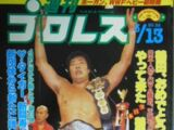 Weekly Pro Wrestling No. 32