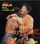 Weekly Pro Wrestling 405