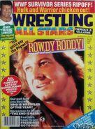 Wrestling All Stars - April 1991