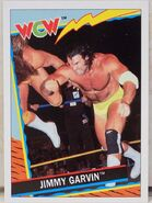 1992 WCW Trading Cards (Topps) Jimmy Garvin 49