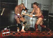 2001 WWF RAW Is War (Fleer) William Regal 27