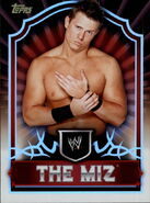 2011 Topps WWE Classic Wrestling The Miz 48