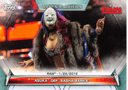 2019 WWE Women's Division (Topps) Asuka 64