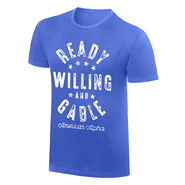 American Alpha Ready Willing and Gable Vintage T-Shirt