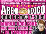 CMLL Domingos Arena Mexico (March 19, 2017)