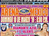 CMLL Domingos Arena Mexico (March 10, 2019)