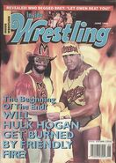 Inside Wrestling - June 1995