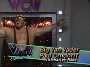 January 23, 1993 WCW Saturday Night 13