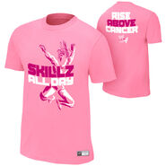 Kofi Kingston Rise Above Cancer-Shirt