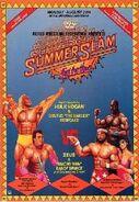SummerSlam 1989 Poster