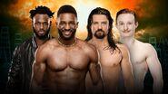 TLC 2017 Cruiserweight Tag Match