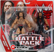 WWE Battle Packs 47 Rusev & Roman Reigns