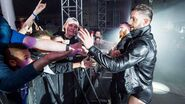 WWE World Tour 2017 - Minehead 1