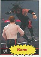 2012 WWE Heritage Trading Cards Kane 21