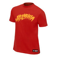 Curtis Axel AxelMania Authentic T-Shirt