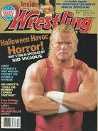 Inside Wrestling - December 1990