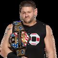 Kevin Uwens United States Championship 2017