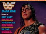 WWF Magazine - November 1991