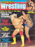 Sports Review Wrestling - December 1980