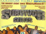 Survivor Series 1987