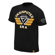The Undisputed Era Shock The System Authentic T-Shirt