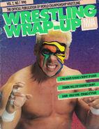 WCW Magazine - January 1990