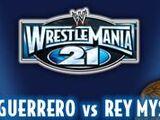 WrestleMania 21/Image gallery