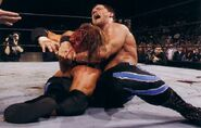 Wrestlemania 20 Crossface