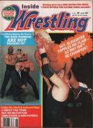Inside Wrestling - June 1985
