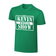 Kevin Owens Kevin Owens Show St. Patrick's Day T-Shirt