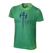 The Hardy Boyz Reborn By Fate Acid Wash T-Shirt