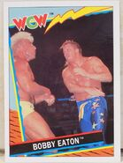 1992 WCW Trading Cards (Topps) Bobby Eaton 55