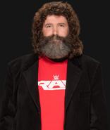 24 RAW - Mick Foley