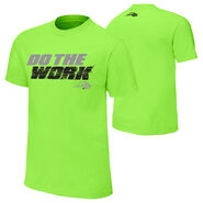 CENA Training Do The Work T-Shirt