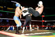 CMLL Martes Arena Mexico (April 17, 2018) 2