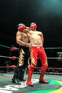 CMLL Martes Arena Mexico 8-29-17 2