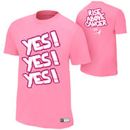 Daniel Bryan Rise Above Cancer T-Shirt