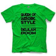 Delilah Doom Aerobic Style Shirt