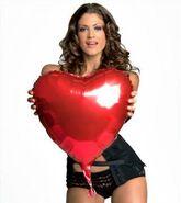 Eve Torres Valentine's Day.2