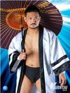 Kunio Toshima 2