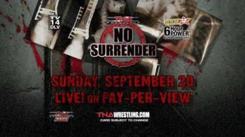 No Surrender September 20 On PPV