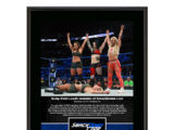 Riott Squad SmackDown Debut 10 x 13 Commemorative Photo Plaque