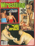 Sports Review Wrestling - May 1977